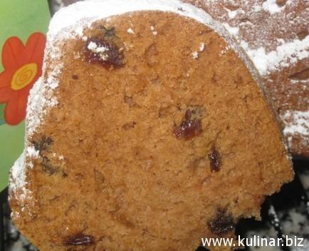 яблочно-медовый кекс рецепт с фото