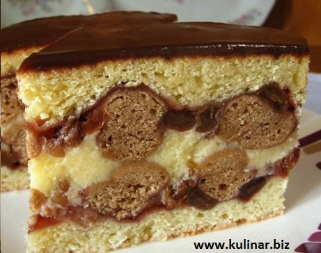 Фото рецепт торта