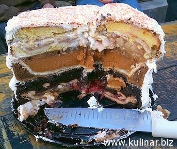 Cherpumple - торт