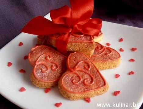 Рецепт ко дню святого валентина