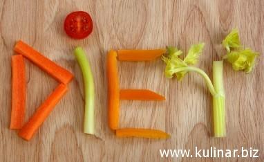рецепты диет
