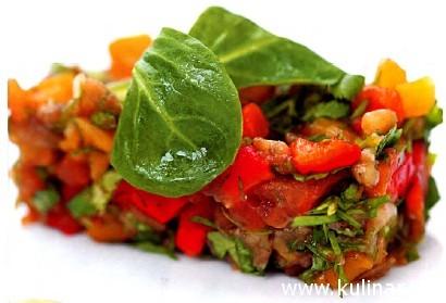 Хараватс из овощей