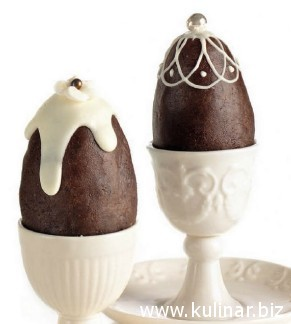 Пирожное яйцо