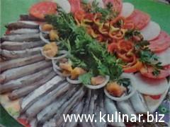 кулинарный рецепт маринованной рыбы