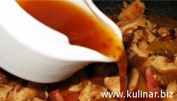 рецепт соуса