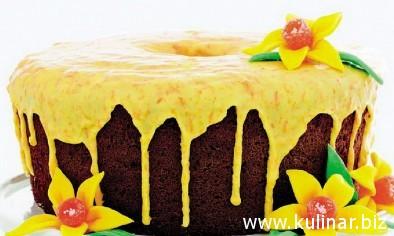 Весенний кекс