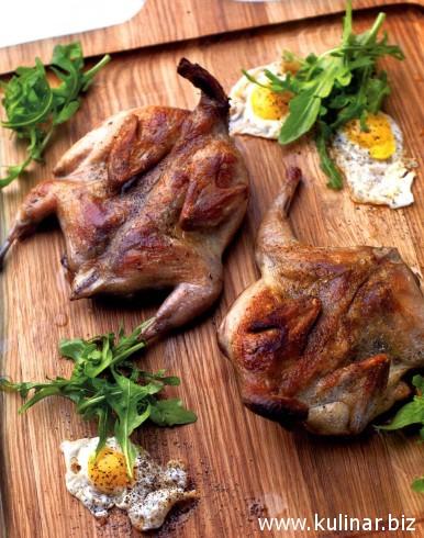 Цыпленок тапака - кулинарный рецепт