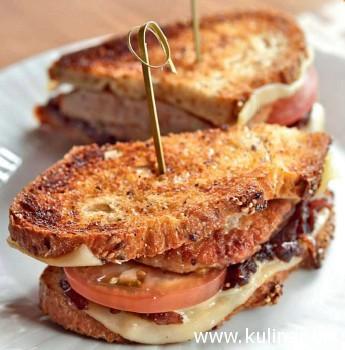 Сэндвич-бургер «Пилигрим»