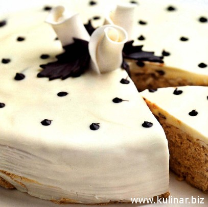 Рецепты тортов с фотографиями