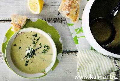 крем-суп кулинарный рецепт