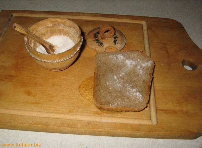 Бутерброд нашего детства