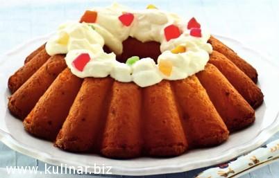 Пирог с кускусом - рецепт