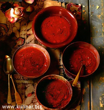 томатный карри-суп