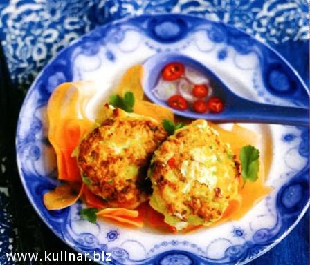 тефтели рыбные кулинарный рецепт