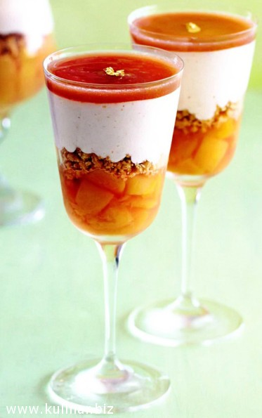 рецепт десерта беллини
