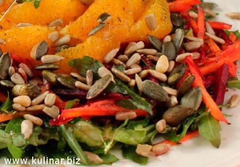 рецепт салата - фото
