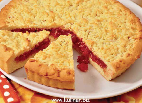 кучерявый пирог