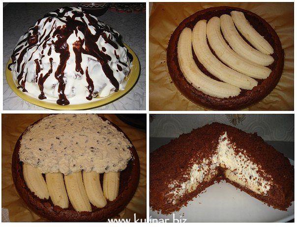 Испечь торт в домашних условиях с пошаговым