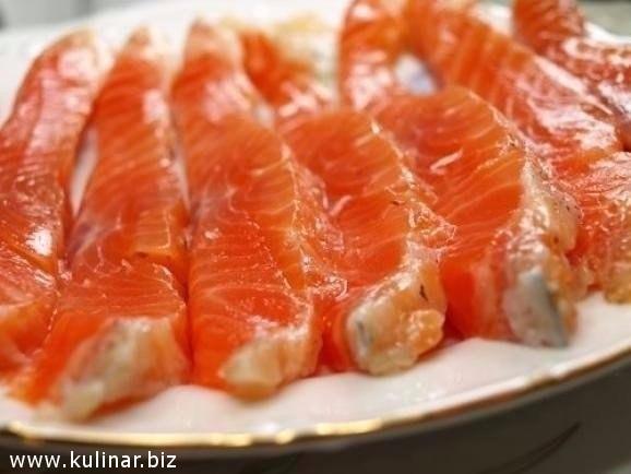 маринады для рыбы