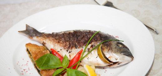 Рыба рецепт