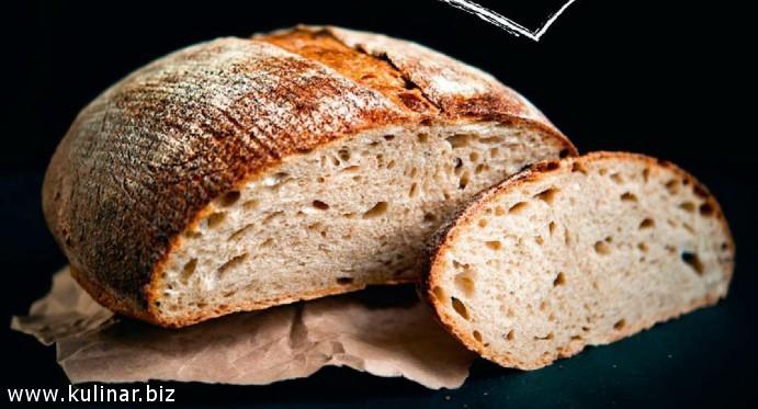Рецепт приготовления ржаного хлеба
